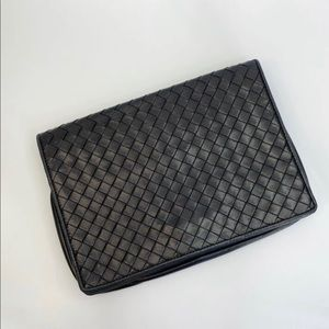 Bottega Veneta Flap Clutch